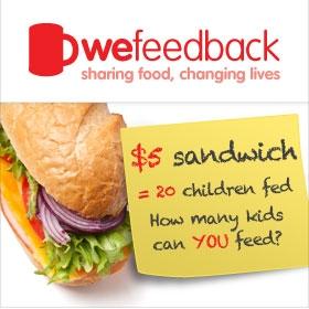 Help end child hunger