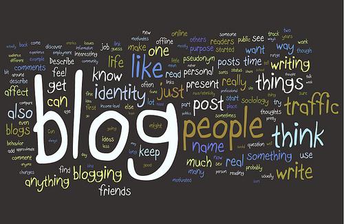 Menulis Posting Di Blog -blog netfori