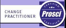 Prosci Certified Change Management Practitioner