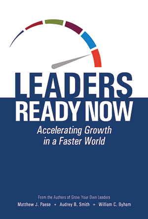 how to grow leaders book review