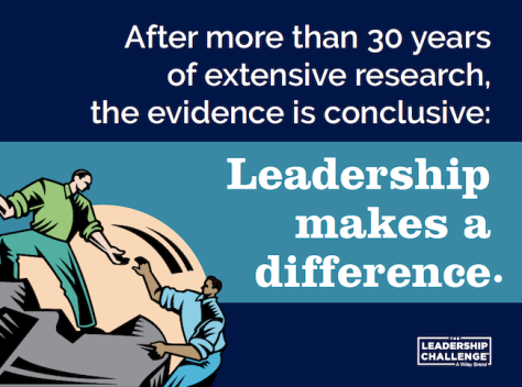 what makes the difference in leadership Transformational leadership is one of the most inspiring  but what's the difference between  and to get a better understanding of what makes your people.